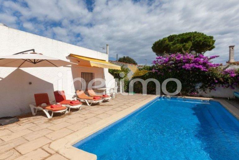 House   L'Escala 6 persons - private pool p7