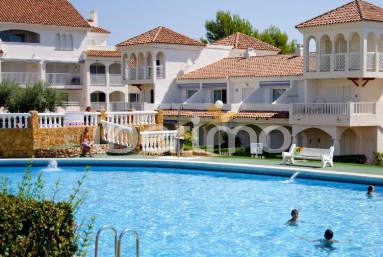 Flat   Alcoceber 6 persons - comunal pool p8