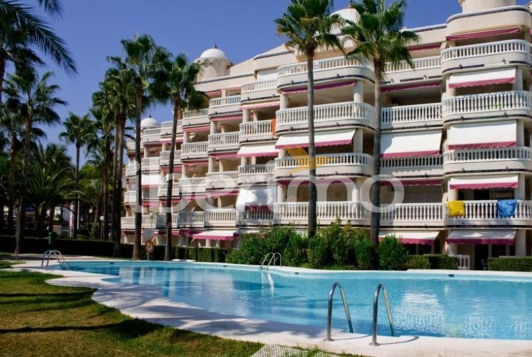 Flat   Alcoceber 8 persons - comunal pool p5