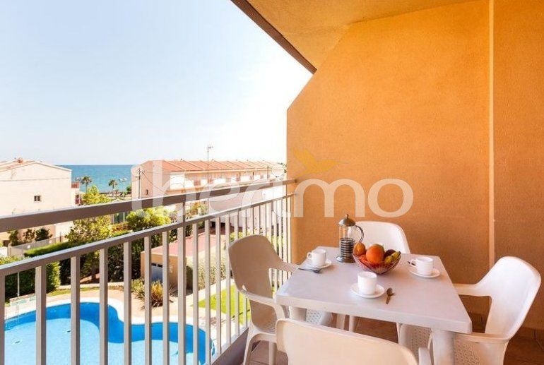 Flat   Alcoceber 6 persons - comunal pool p7