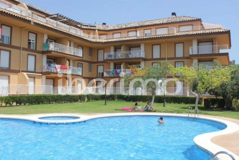 Flat   Alcoceber 6 persons - comunal pool p6
