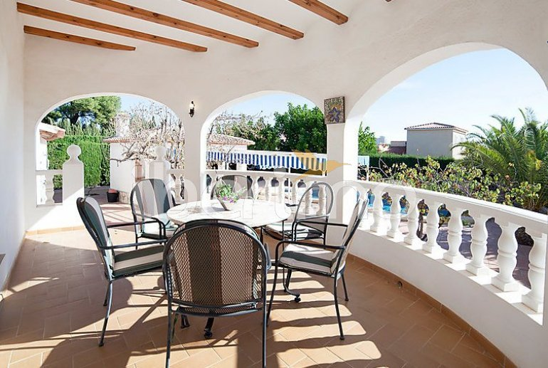 House   Calpe 6 persons - private pool p5