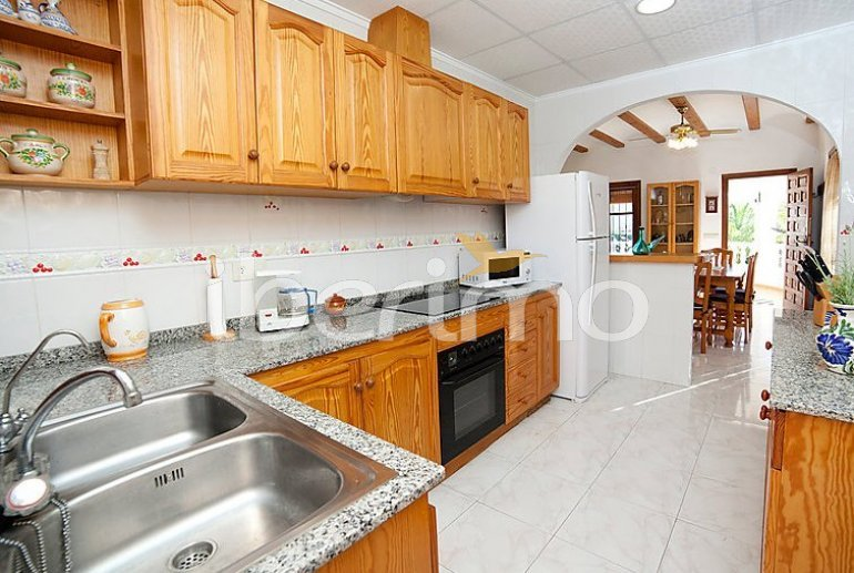 House   Calpe 6 persons - private pool p6