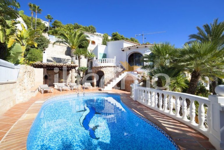 House   Benissa 4 persons - private pool p1