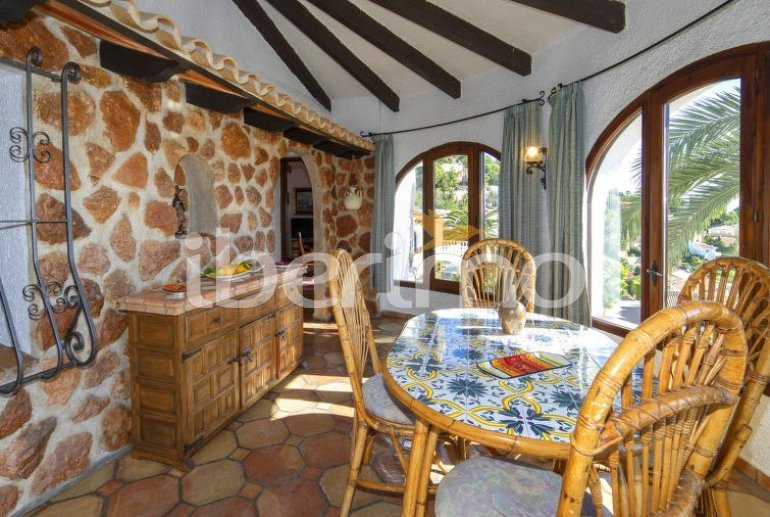 House   Benissa 4 persons - private pool p6