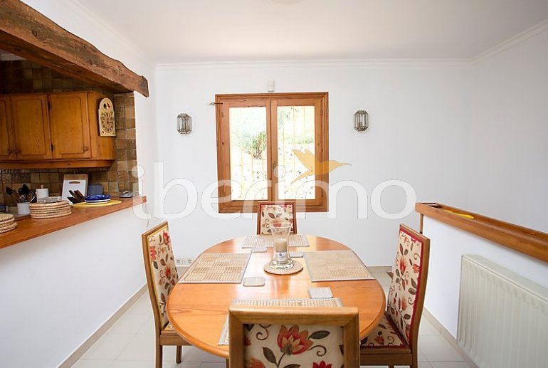 House   Benissa 6 persons - private pool p6