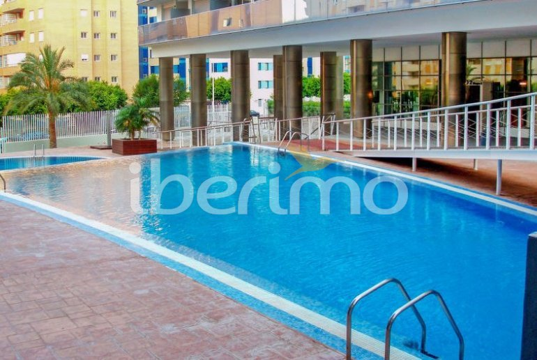 Flat   Benidorm 4 persons - comunal pool p5