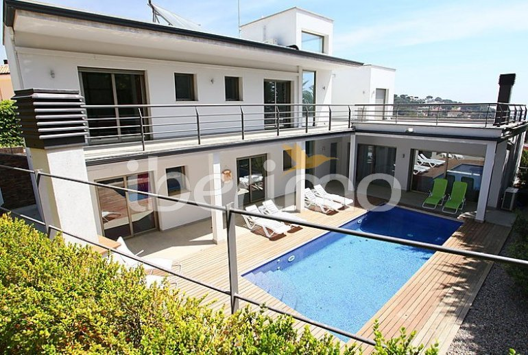 House   Lloret del Mar 8 persons - private pool p6