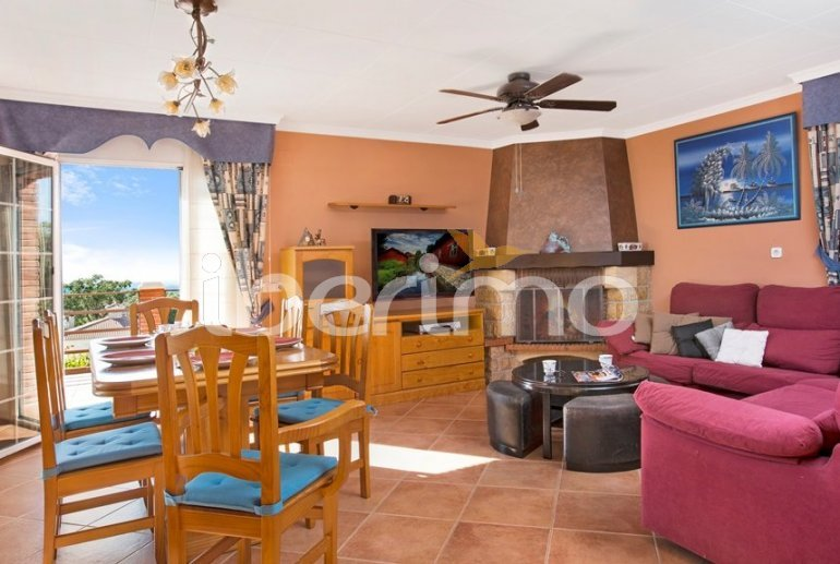 House   Lloret del Mar 8 persons - private pool, sea view and air conditioning p6