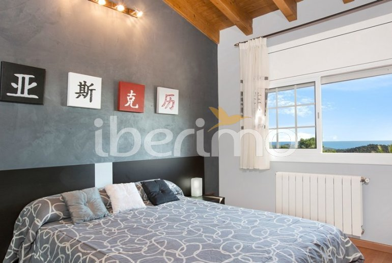 House   Lloret del Mar 8 persons - private pool, sea view and air conditioning p15