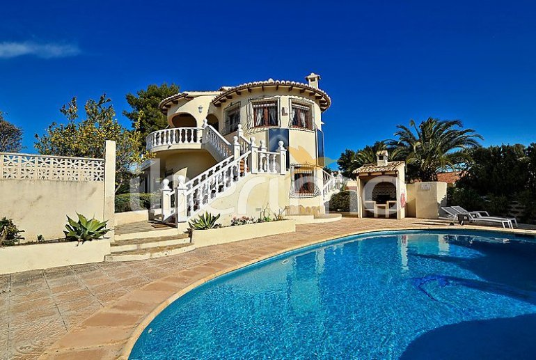 House   Moraira 8 persons - private pool p0