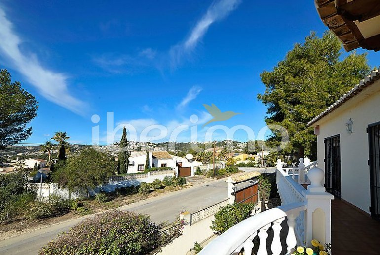 House   Moraira 8 persons - private pool p7