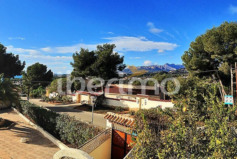 House   Moraira 8 persons - private pool p8