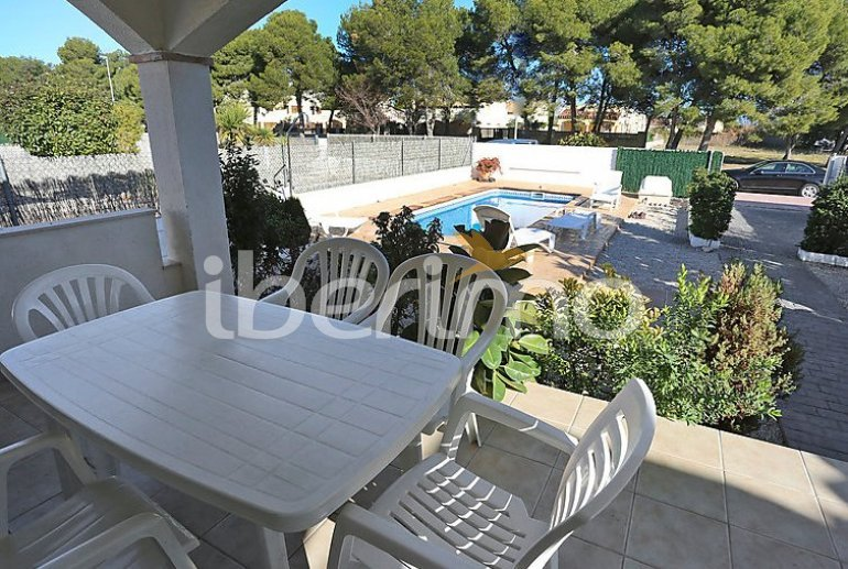 House   Deltebre  -  Riumar 6 persons - private pool p1
