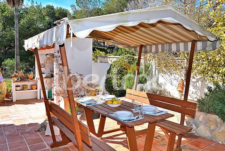 House   Moraira 4 persons - private pool p3
