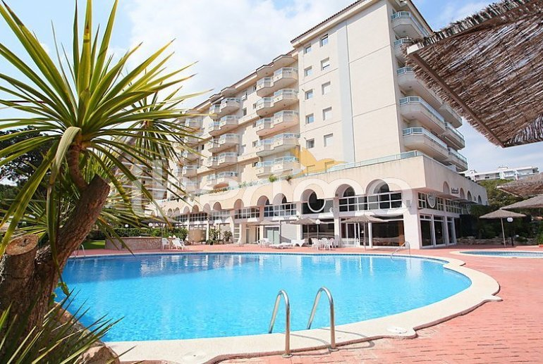 Flat   Blanes 6 persons - comunal pool p1