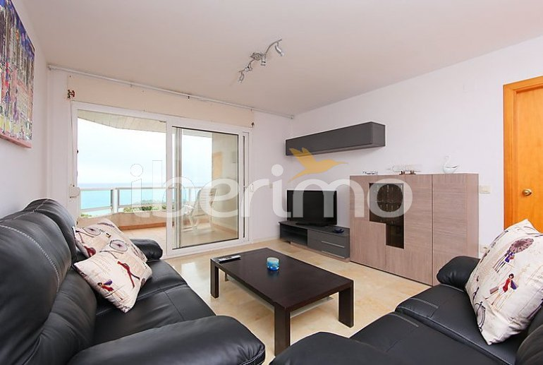 Flat   Blanes 6 persons - comunal pool p6