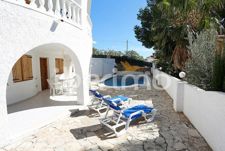 House   Alcoceber 6 persons - private pool p1