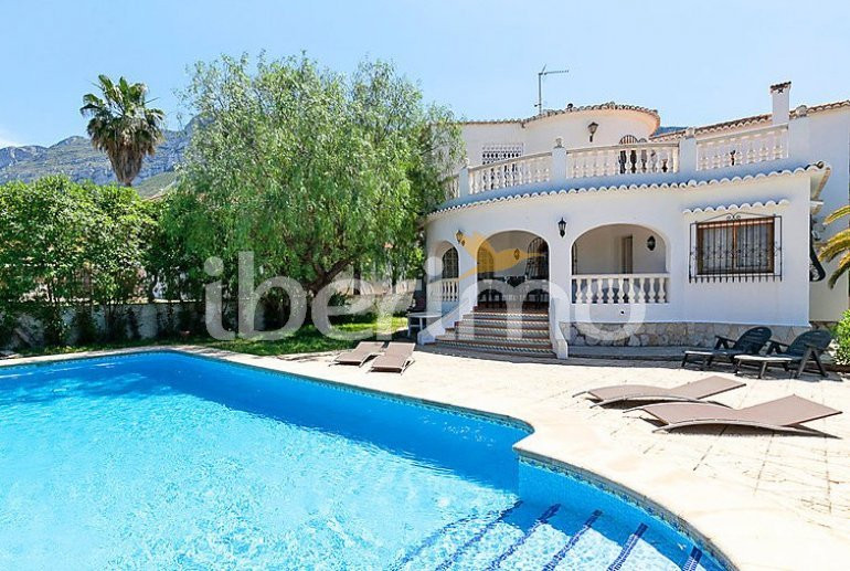 House   Denia 11 persons - private pool p0