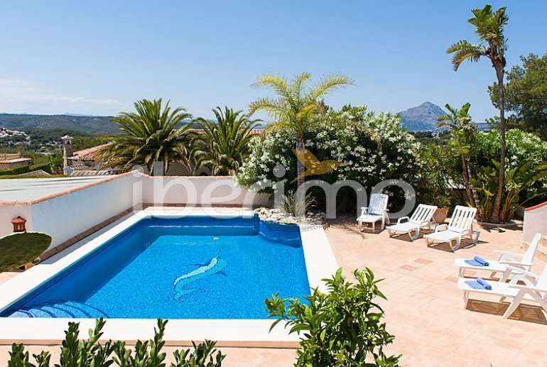 House   Javea 6 persons - private pool p8