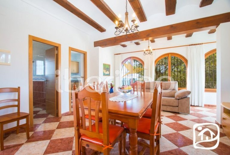 House   Benissa 12 persons - private pool and wifi p17