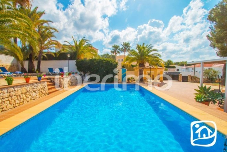 House   Benissa 12 persons - private pool and wifi p5