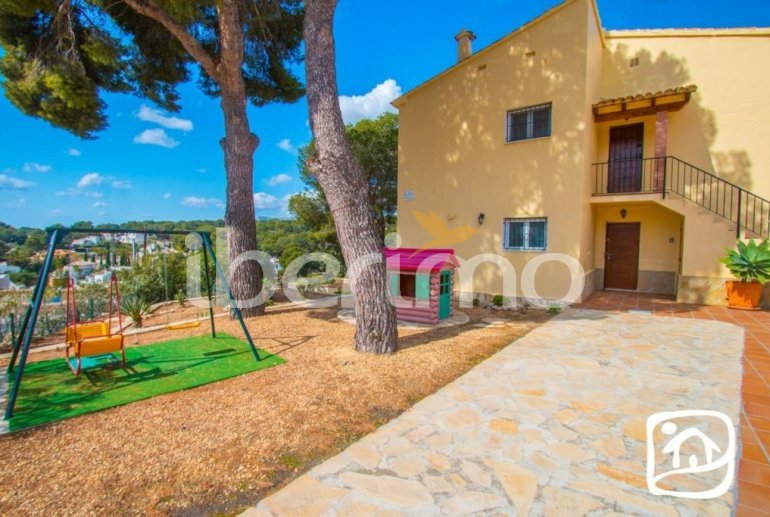 House   Benissa 12 persons - private pool and wifi p6