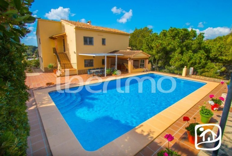 House   Benissa 12 persons - private pool and wifi p2