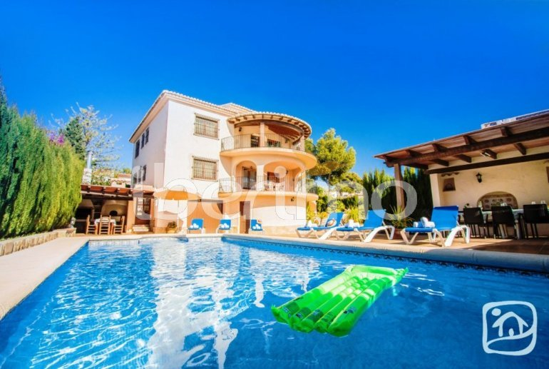 House   Benissa 12 persons - private pool, sea view and internet p0
