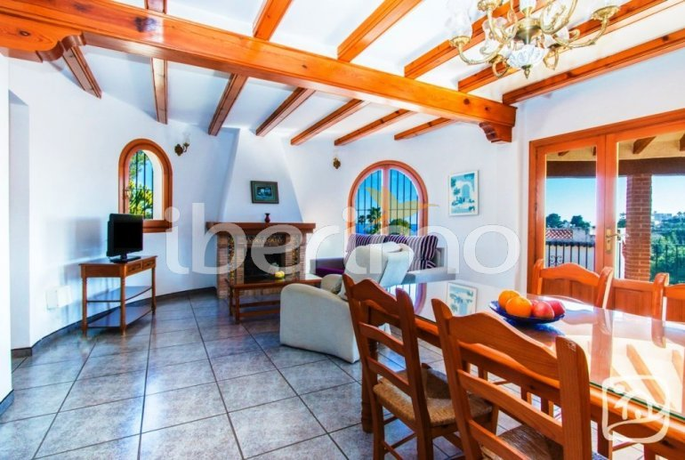 House   Benissa 12 persons - private pool, sea view and internet p10