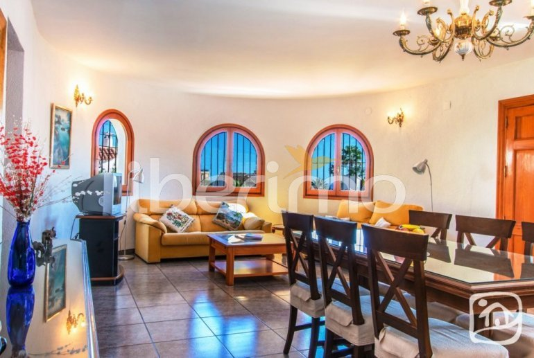 House   Benissa 12 persons - private pool, sea view and internet p12