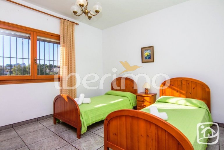 House   Benissa 12 persons - private pool, sea view and internet p15
