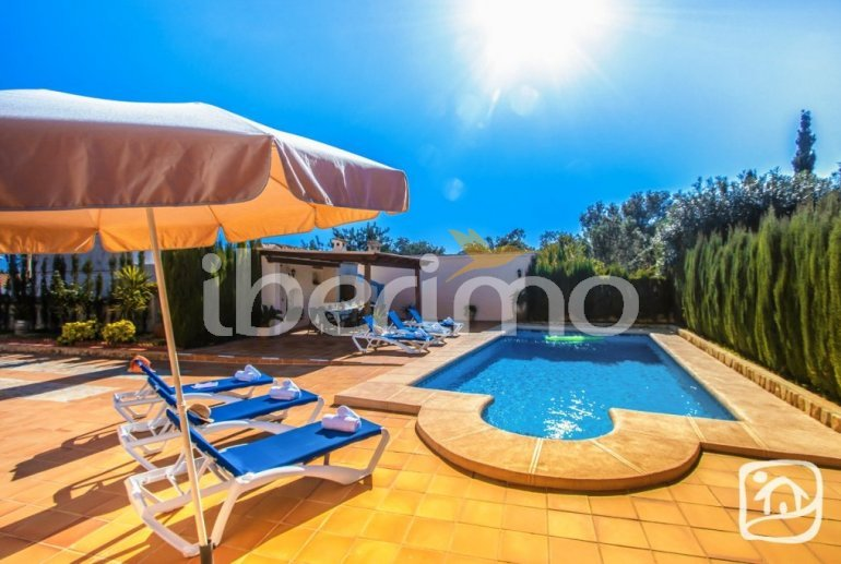 House   Benissa 12 persons - private pool, sea view and internet p3