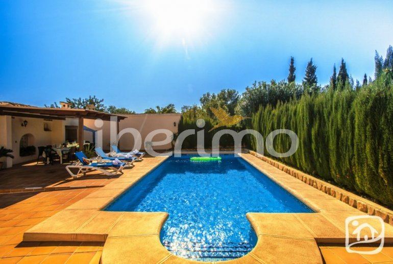 House   Benissa 12 persons - private pool, sea view and internet p2