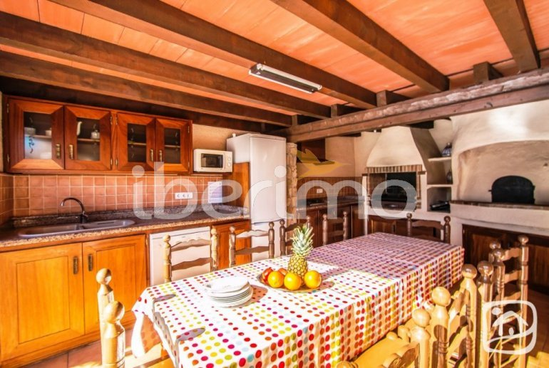 House   Benissa 12 persons - private pool, sea view and internet p8