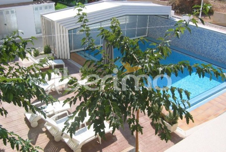 Flat   Benicarlo 6 persons - comunal pool and A/C p0