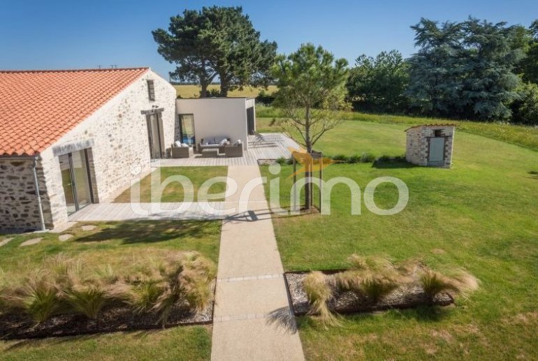 House   Talmont Saint Hilaire 8 persons - private pool p9