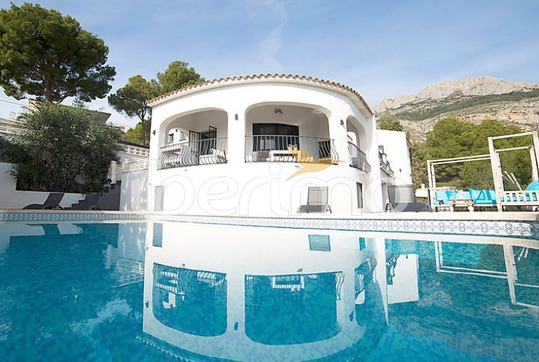 House   Altea 8 persons - private pool p3