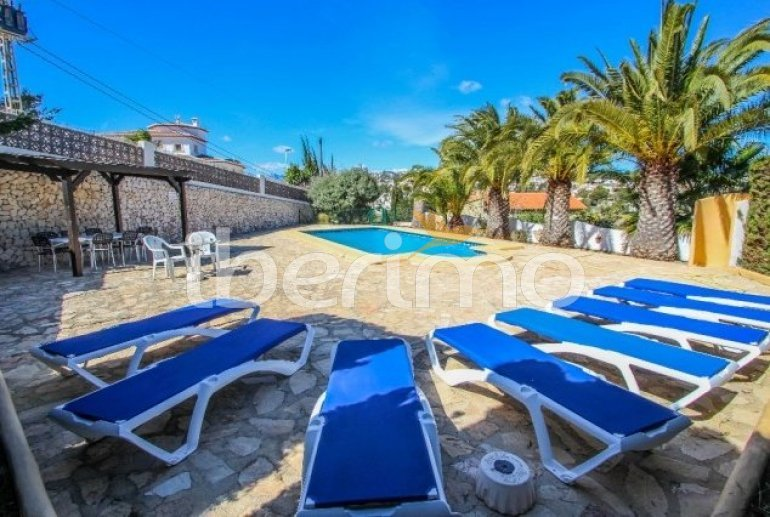 House   Moraira 8 persons - private pool p4