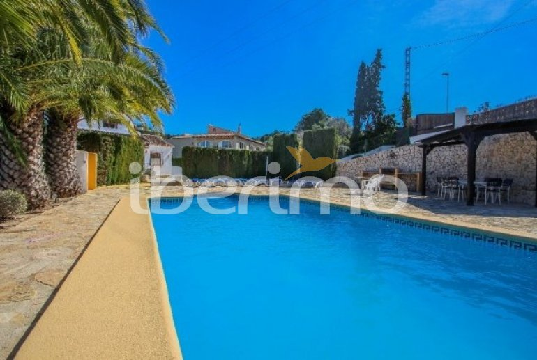 House   Moraira 8 persons - private pool p5