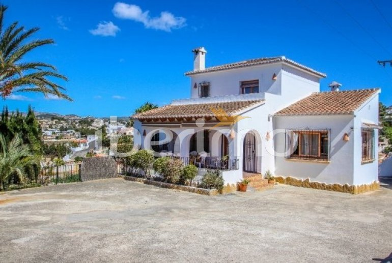 House   Moraira 8 persons - private pool p10