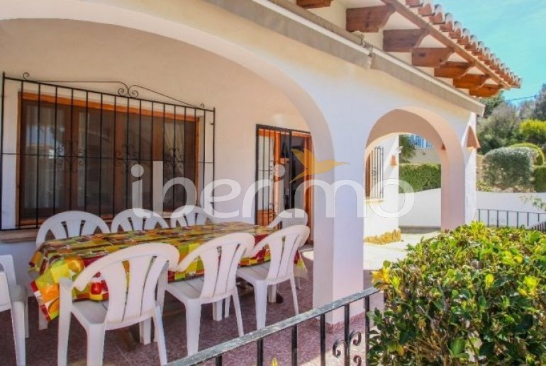 House   Moraira 8 persons - private pool p11