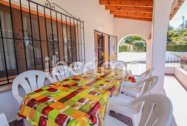 House   Moraira 8 persons - private pool p12
