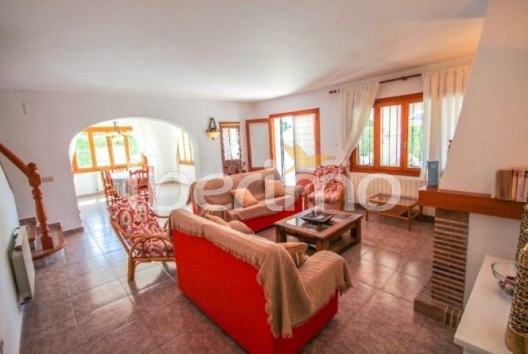 House   Moraira 8 persons - private pool p13