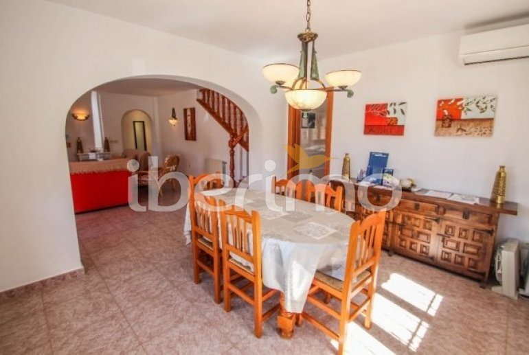 House   Moraira 8 persons - private pool p17