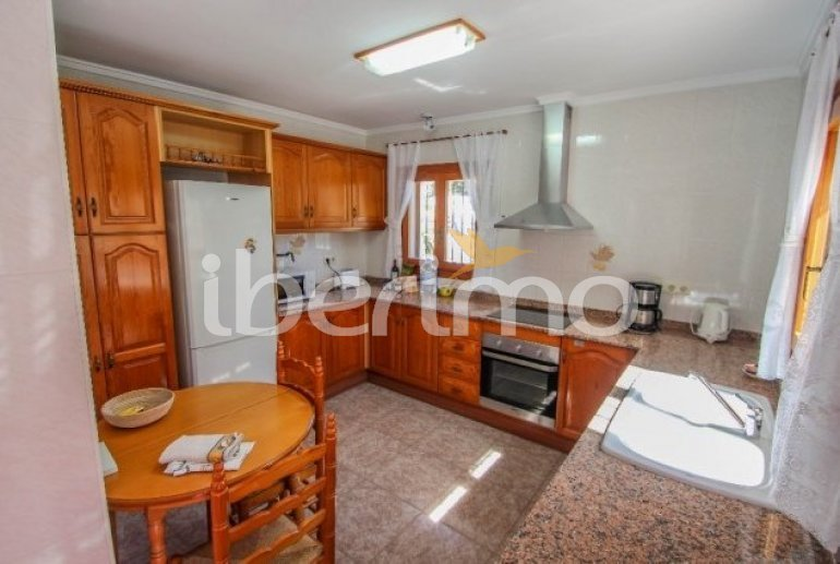 House   Moraira 8 persons - private pool p18