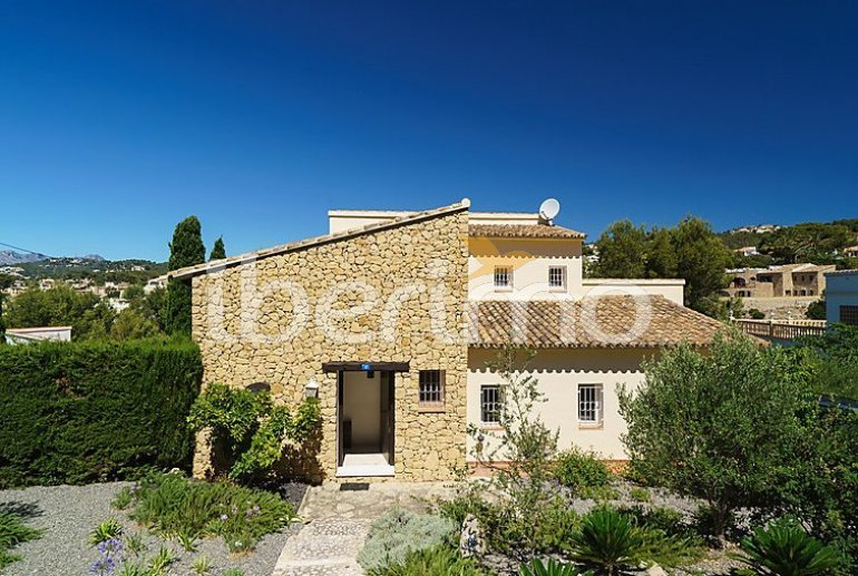 House   Moraira 6 persons - private pool p4