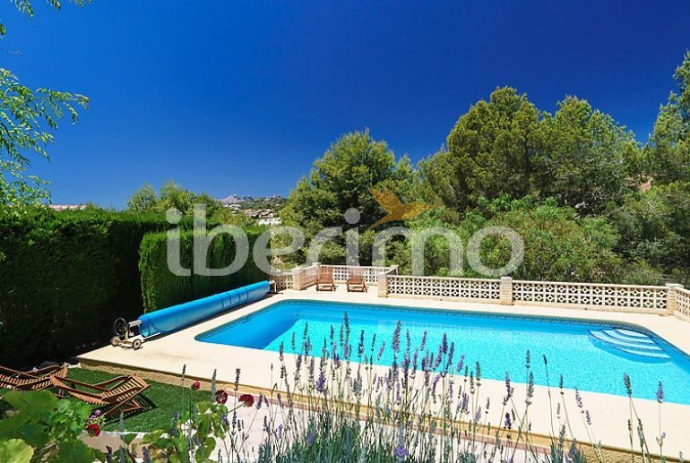 House   Moraira 6 persons - private pool p5