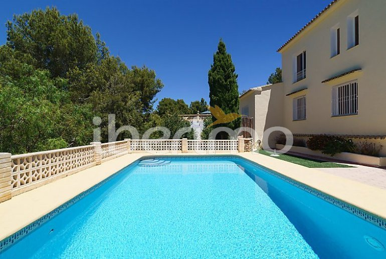 House   Moraira 6 persons - private pool p6