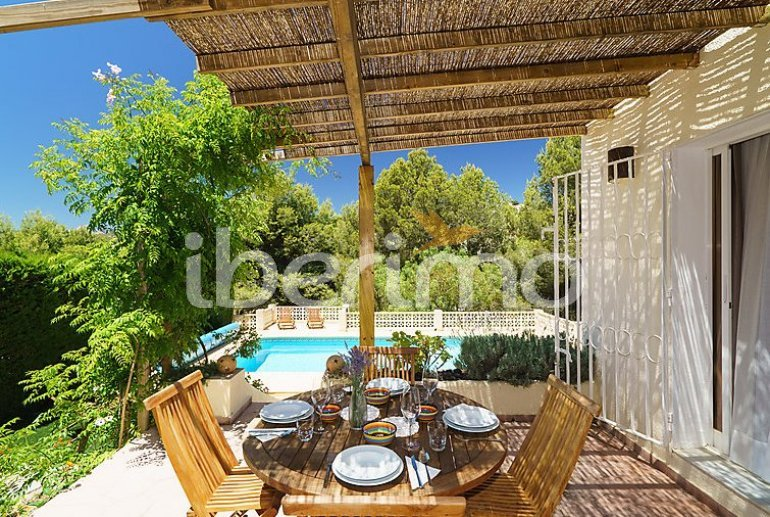 House   Moraira 6 persons - private pool p7